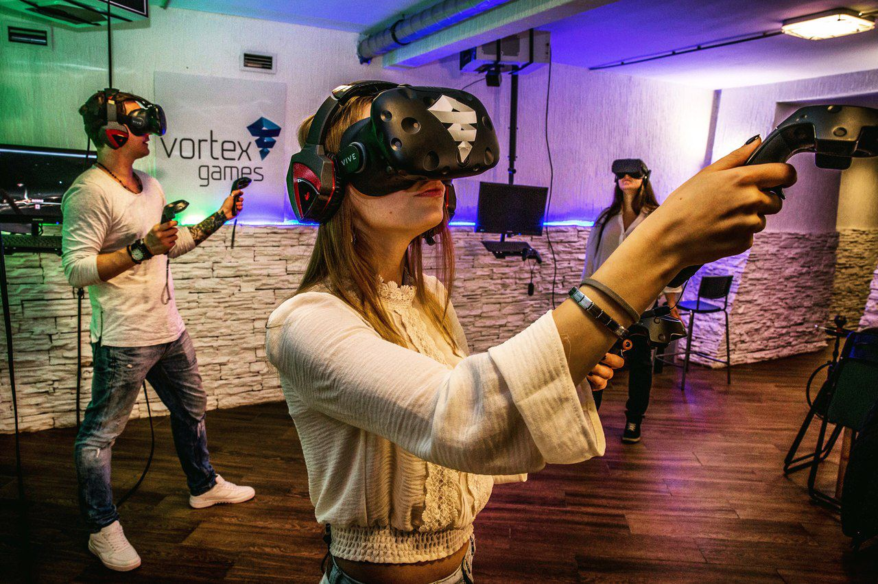 знакомство посредством виртуальной игры