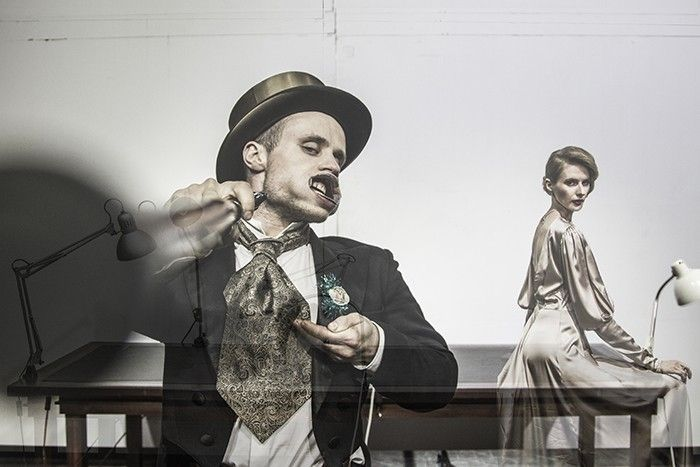 Спектакль «Кафка» в «Гоголь-центре» фото 2