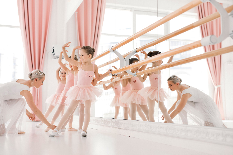 Бесплатный пробный урок в школе «Балет с 2 лет» фото 4