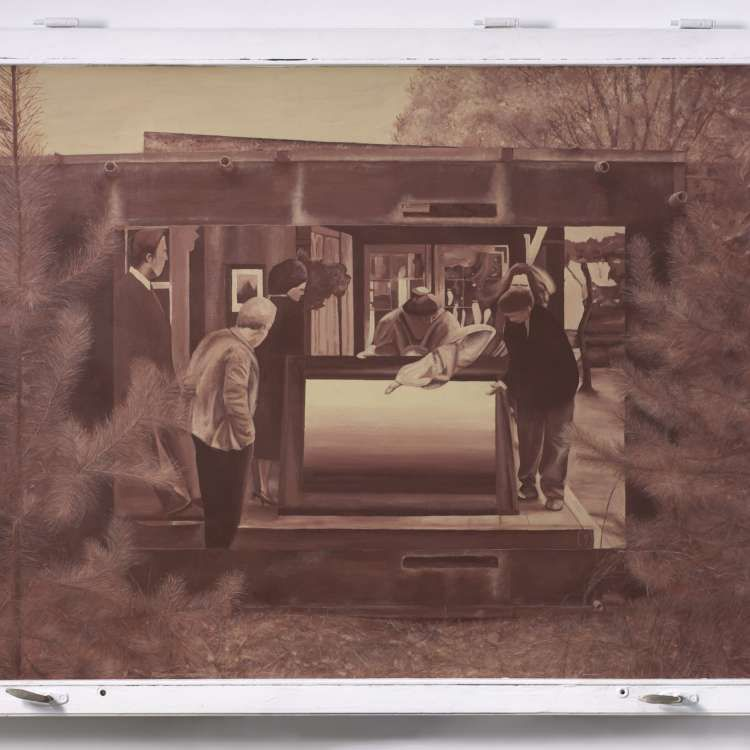 Выставка «Багаж» фото 3