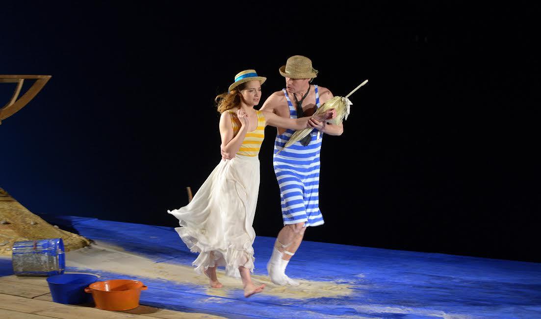 Спектакль «Дама с собачкой» в Московском театре юного зрителя фото 4