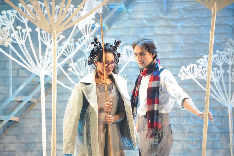 Спектакль «Блаженный остров» в Театре Et Cetera фото 1