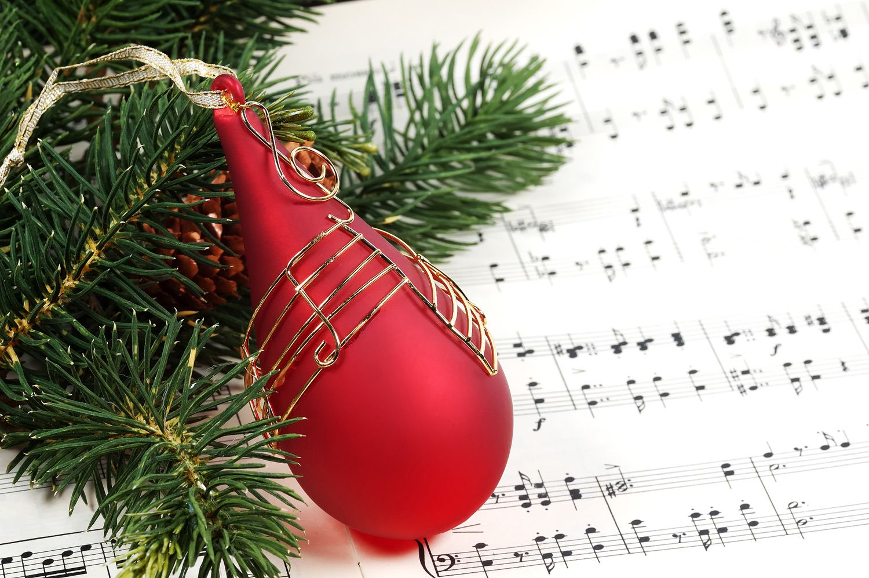 Музыка для детей с новым годом
