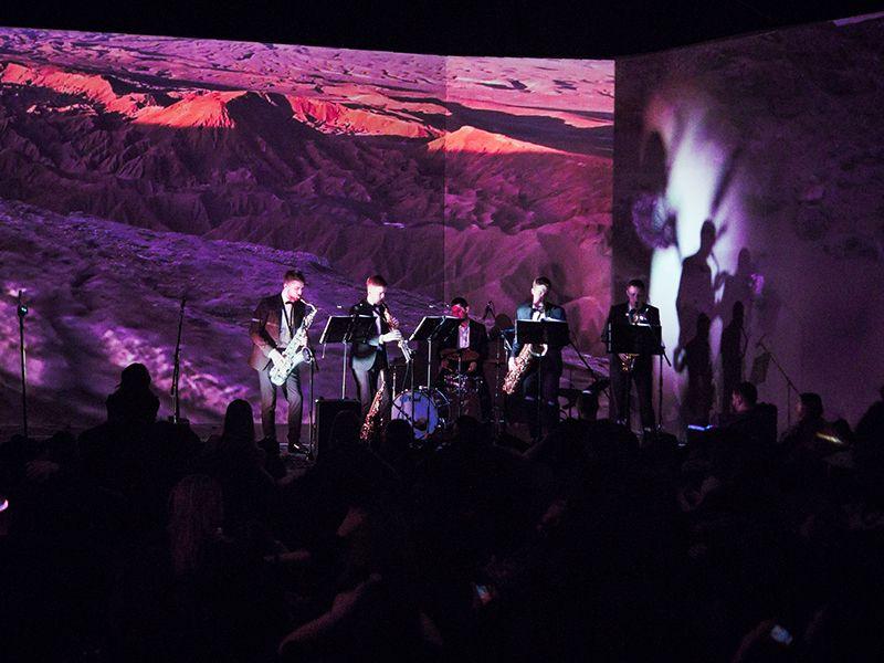 Концерт Afro Jazz группы Oudima в «Люмьер-Холле» фото 3