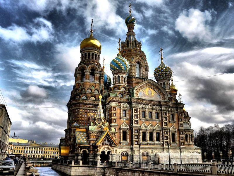 Экскурсия «Автомобильное путешествие по Санкт-Петербургу» фото 2
