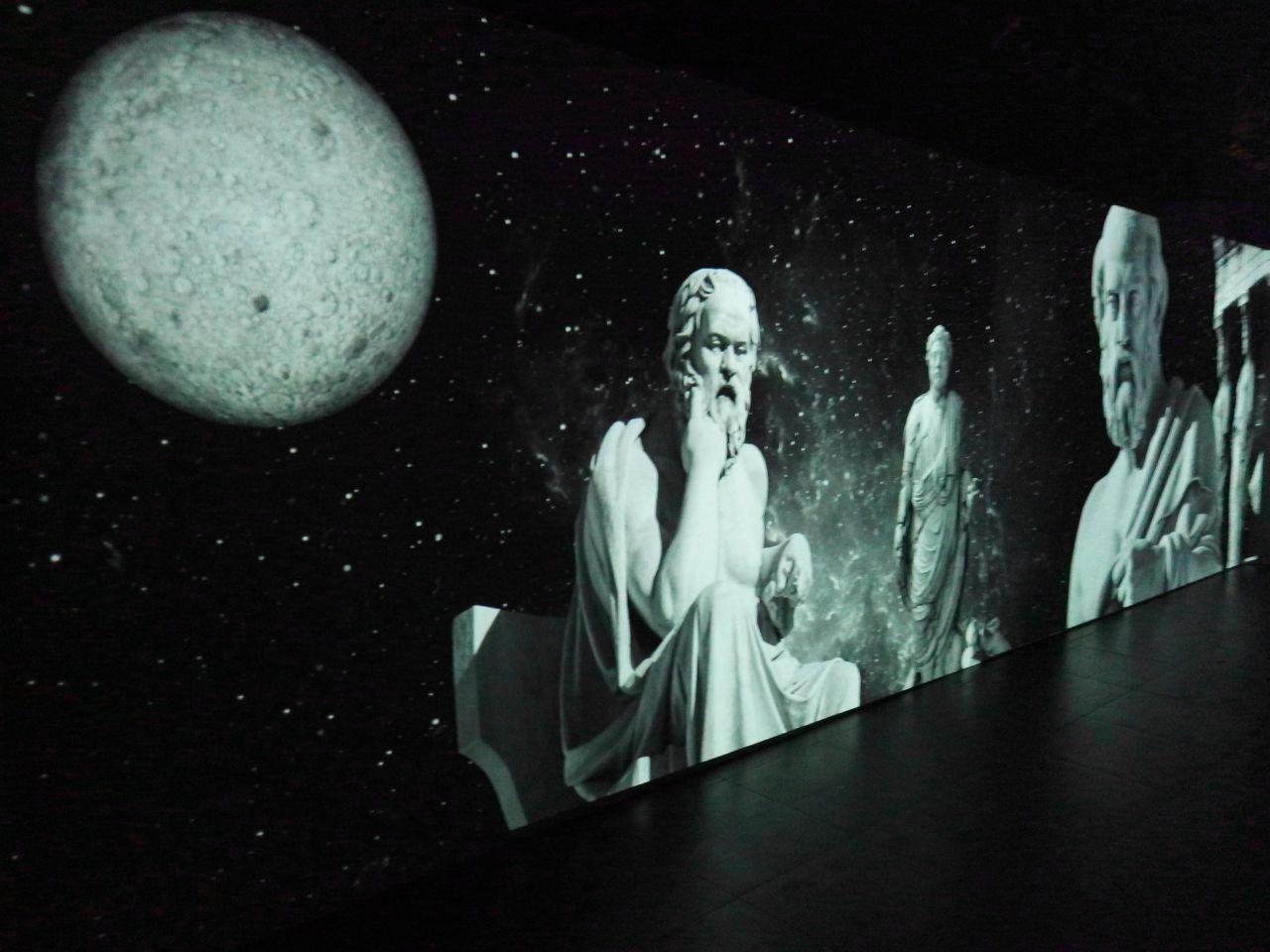 Мультимедийная выставка «Космос: от Галилея до Илона Маска» фото 1