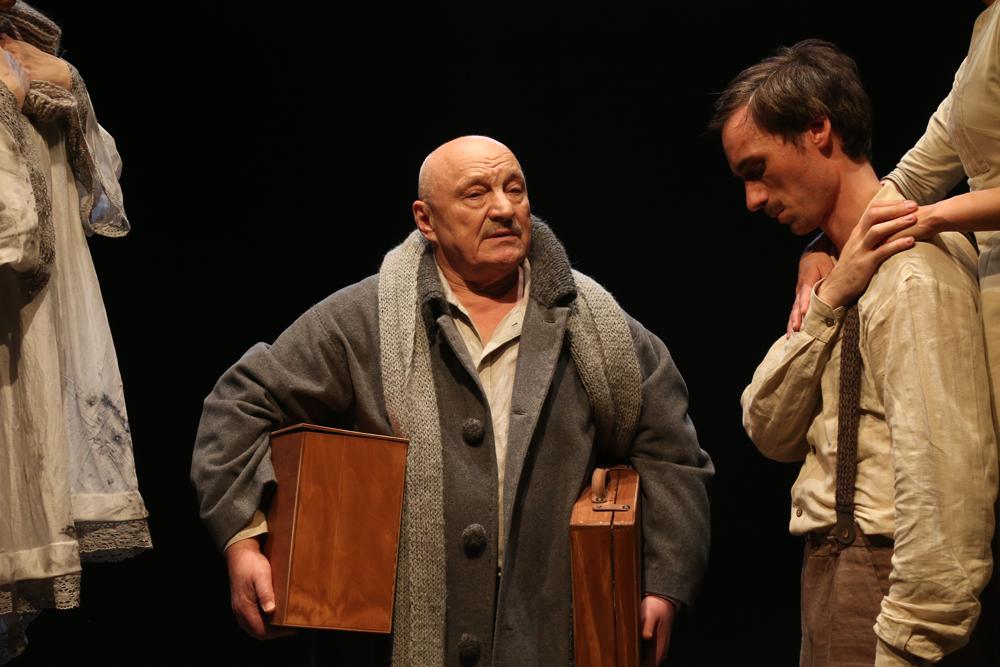 Спектакль «Старший сын» в «Театре на Таганке» фото 3