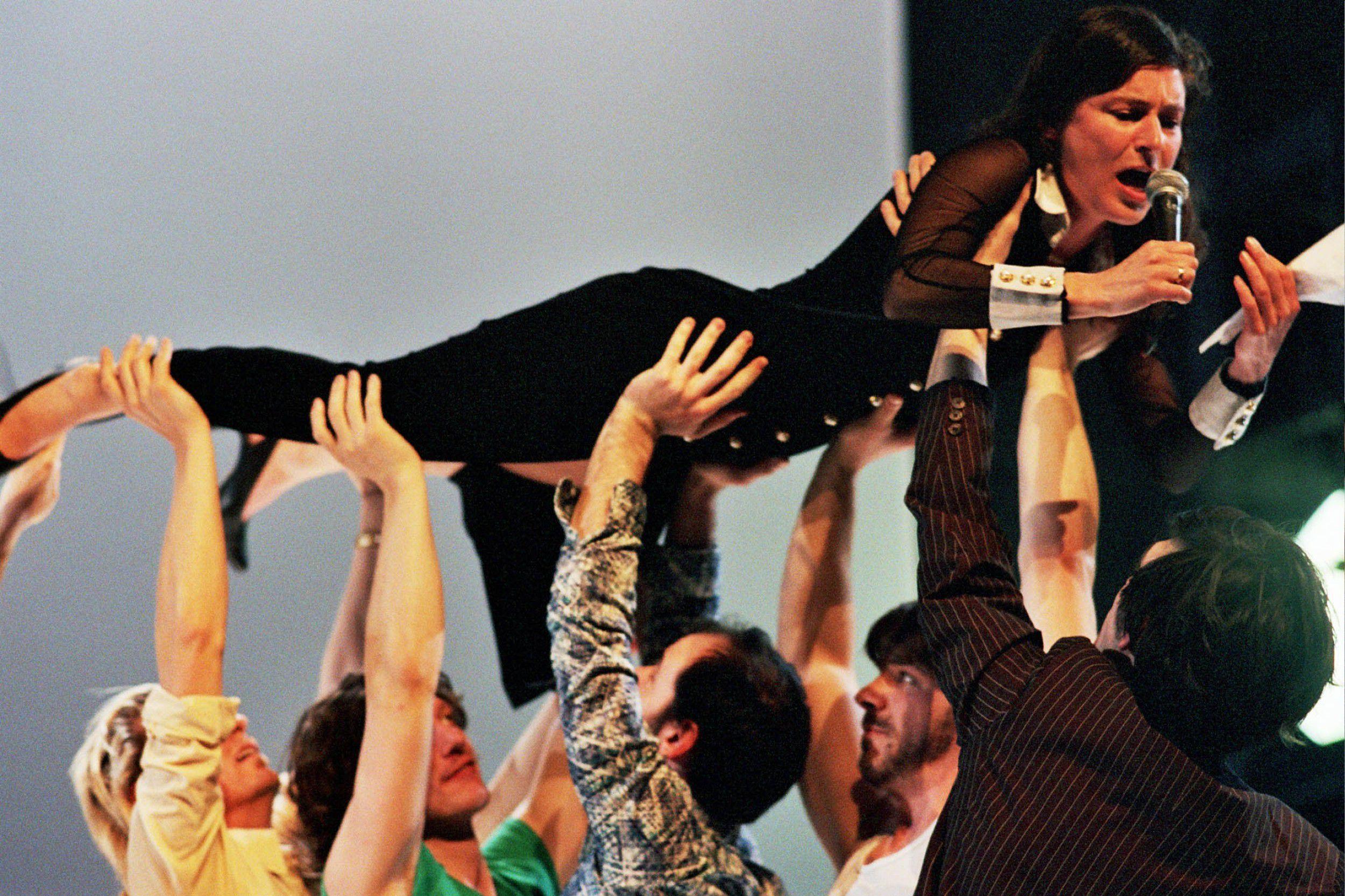 Онлайн-показ балета «Комната Изабеллы» в постановке Needcompany (Брюссель) фото 1