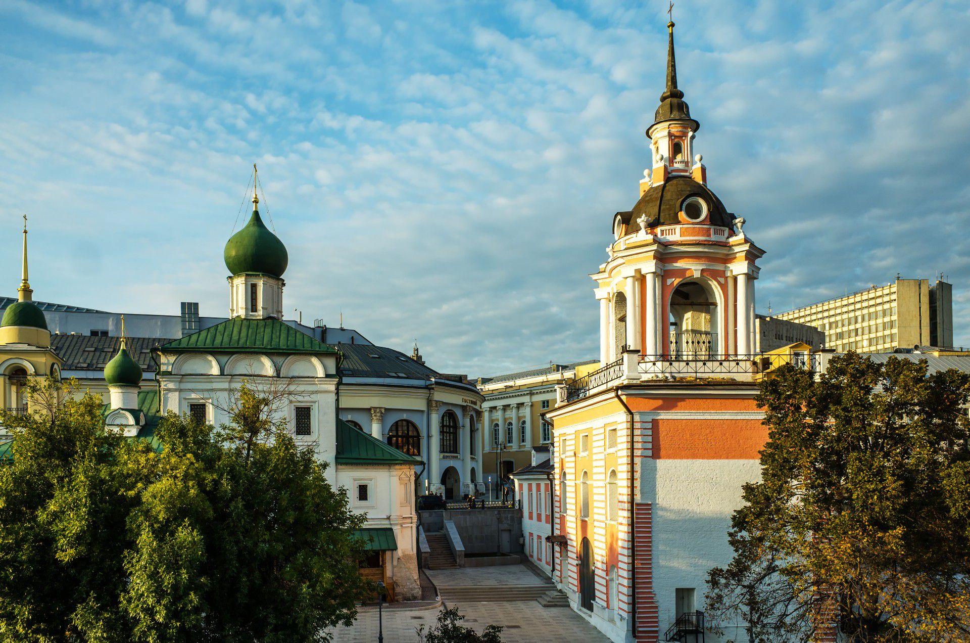 Экскурсия по Зарядью и Варварке «Путешествие по средневековой Москве» фото 1