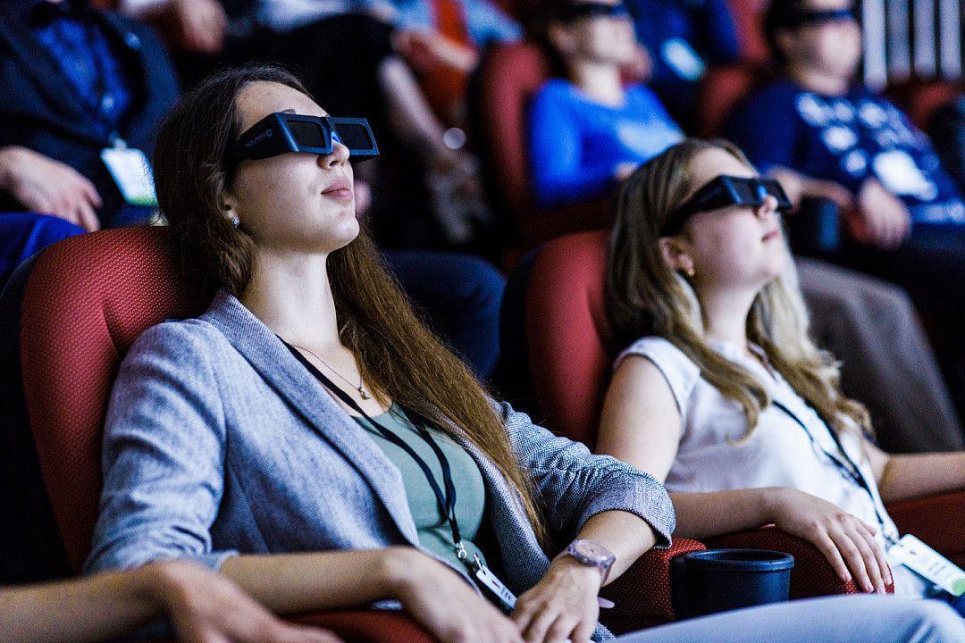 5D-кинотеатр «Космическая сфера» фото 3