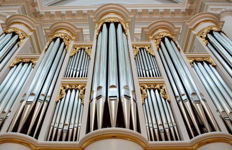 Органные концерты в Таврическом дворце фото 3