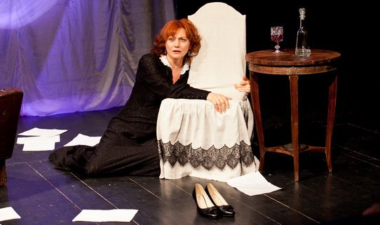 спектакль «Театр мне, что ли, к чёрту послать?» в Театре имени Ленсовета