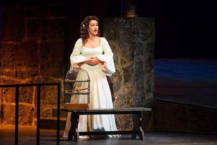 Спектакль «Риголетто» Дж. Верди в Театре «Новая опера» фото 3