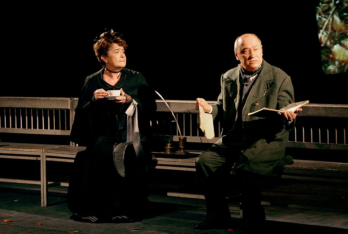 Спектакль «Повести Белкина» в Театре имени А. С. Пушкина фото 4
