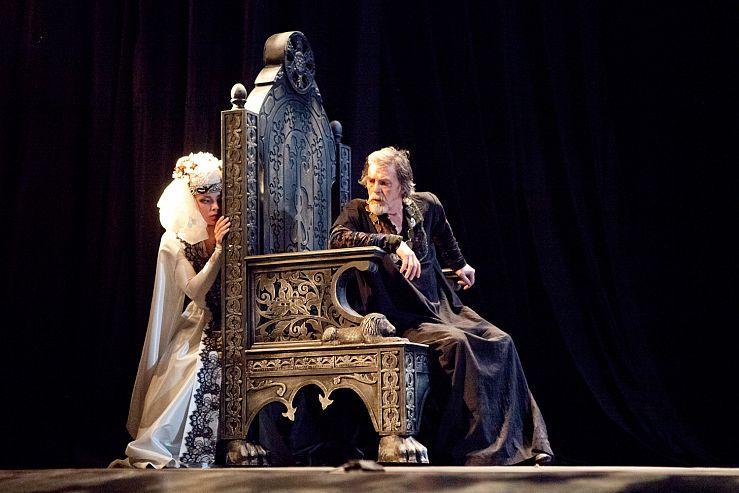 Спектакль «Демон» в Театре им. Ермоловой фото 8