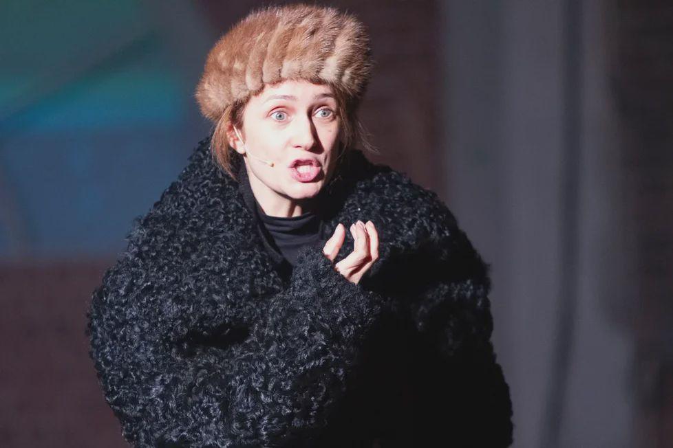 Спектакль «Борис»