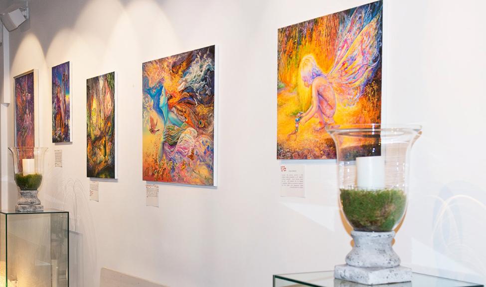 Выставка «Сказка твоей жизни»
