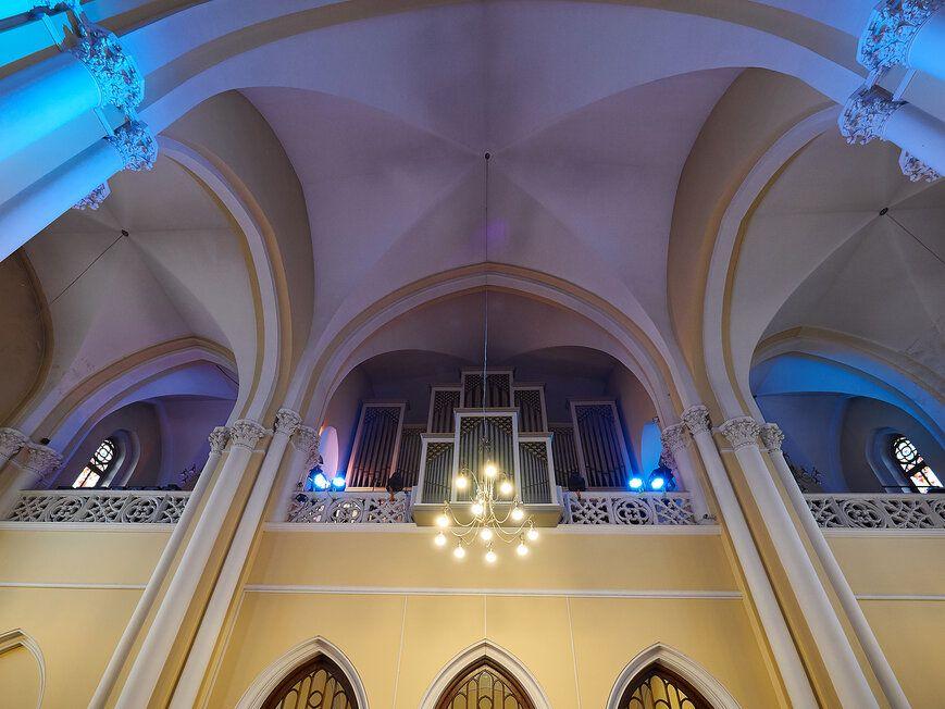 Концерт «Романтический вечер в соборе. Орган и саксофон» фото 3
