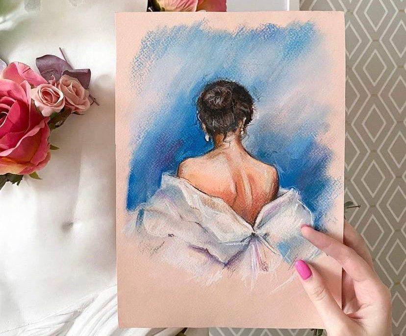 Мастер-класс по пастели «Эстетика» фото 1