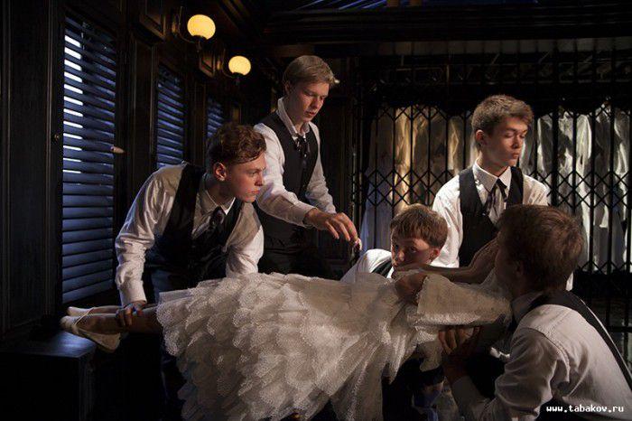 Спектакль «Школа жён» в постановке Театра Олега Табакова фото 3