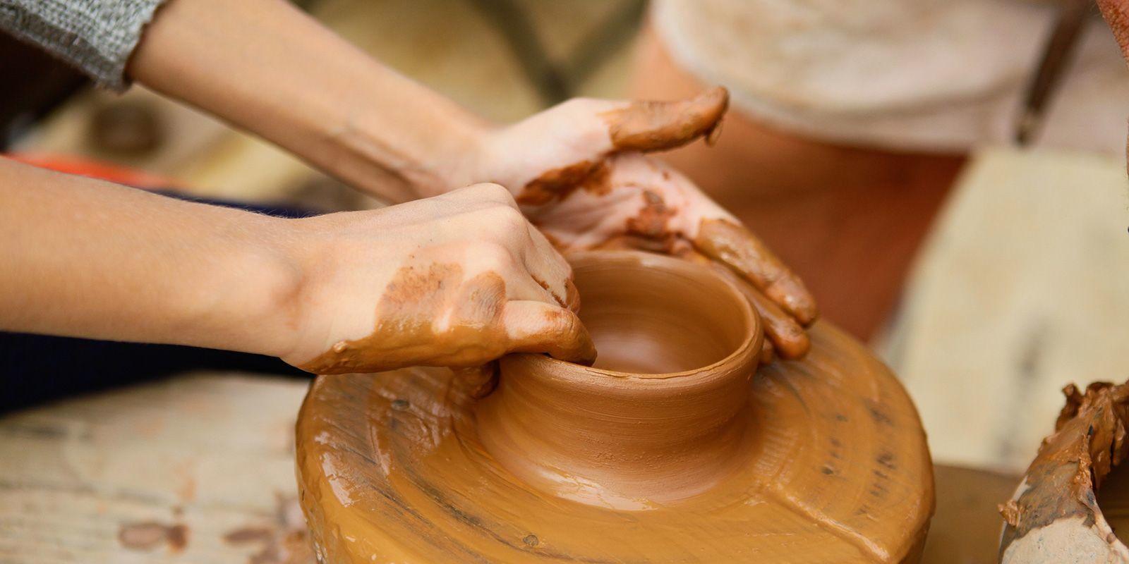 «Секреты древнего гончарного мастерства» в ландшафтном парке «Митино» фото 1