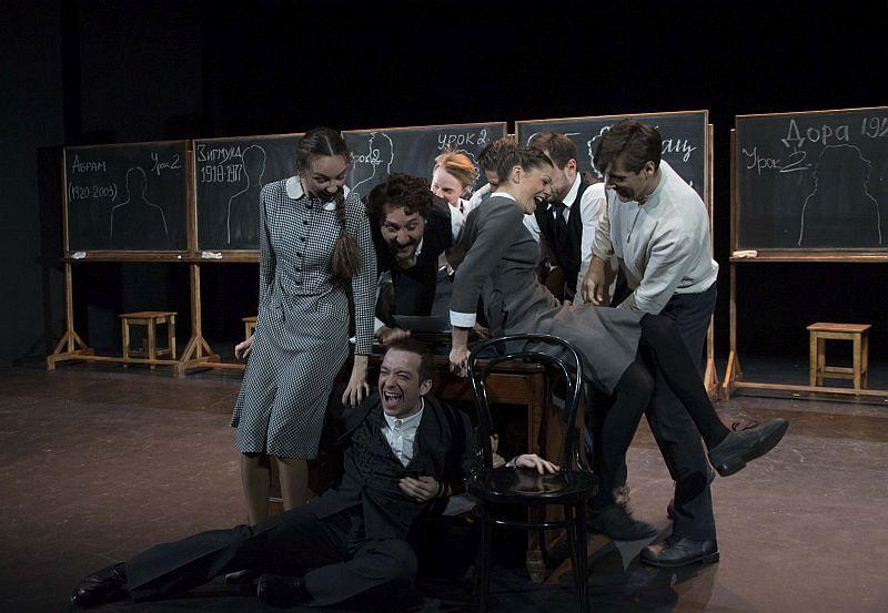 Спектакль «Наш класс» в Театре им. Вахтангова фото 1