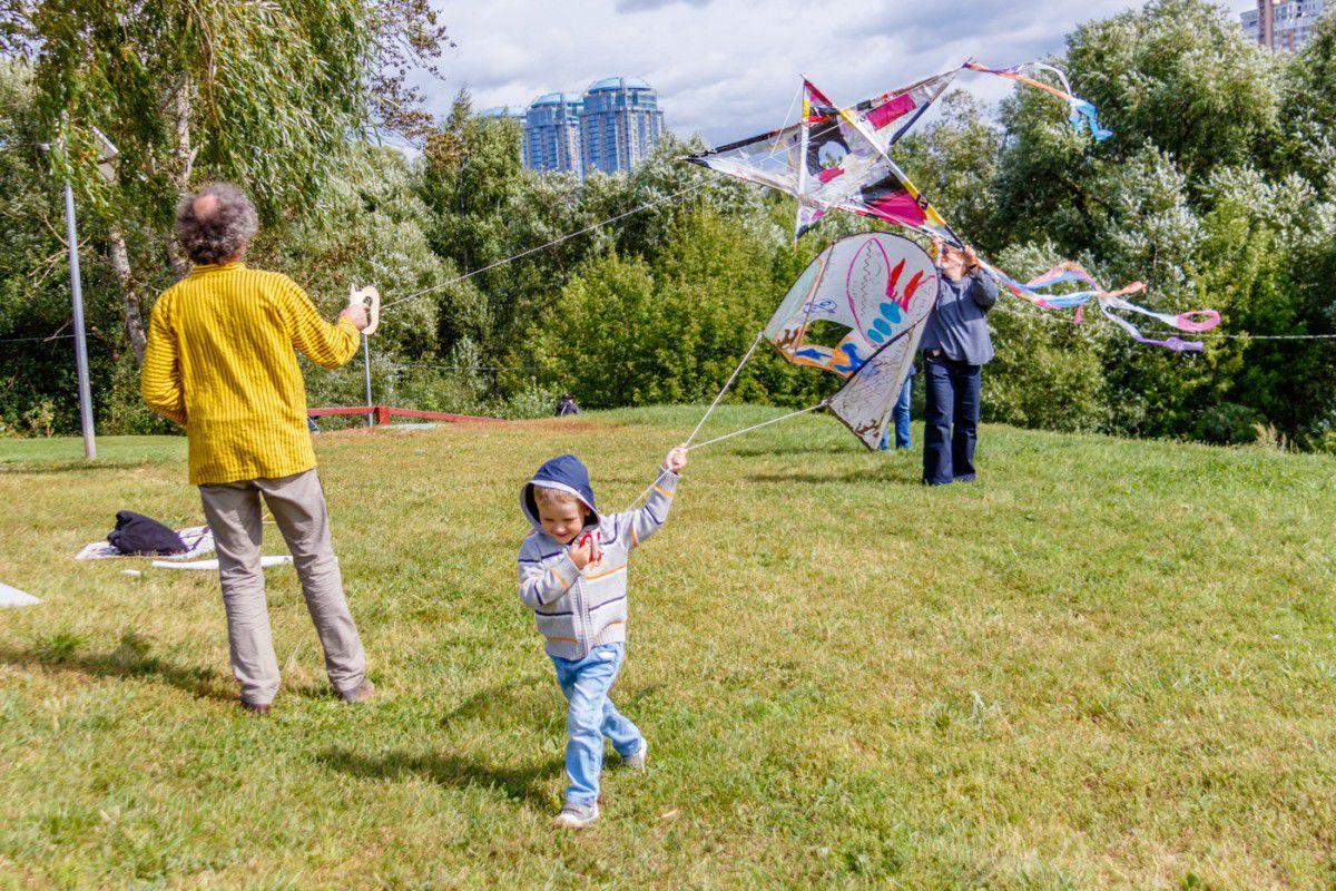 Фестиваль авторских воздушных змеев «ЛеТатлин № 4» фото 1