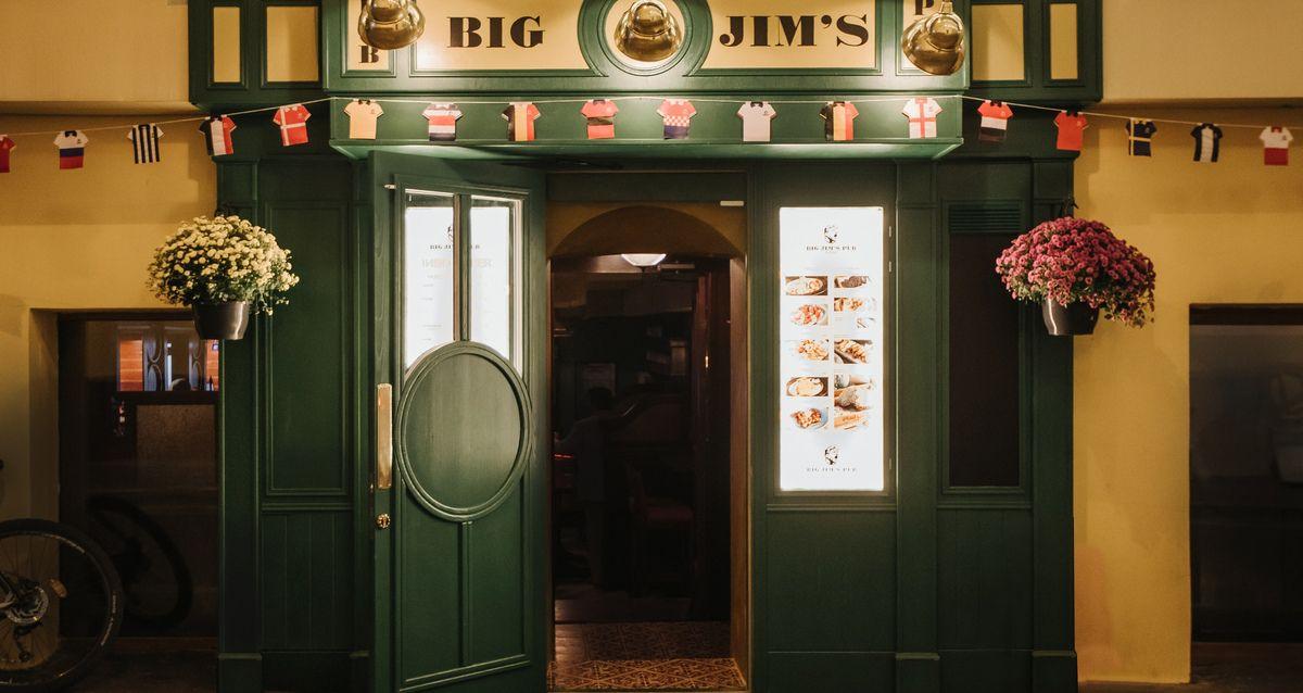 Скидки до 40% на меню и напитки в Big Jim's Pub фото 3