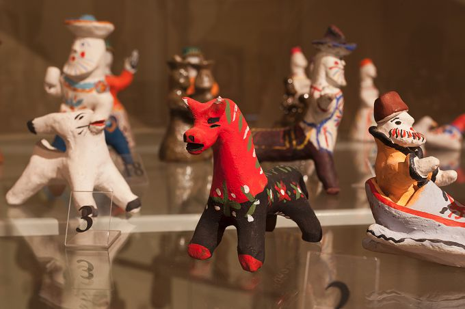 Постоянная экспозиция традиционного народного искусства России фото 1
