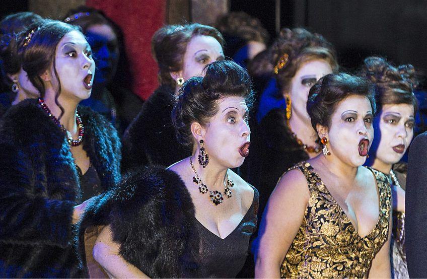 Выставка «Мир Венской оперы» фото 2