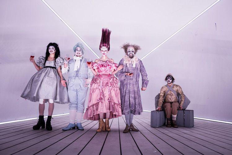 Спектакль «Lё Тартюф. Комедия» в Театре на Таганке фото 1