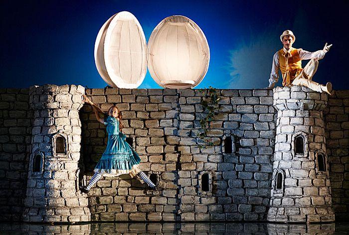 Спектакль «Алиса в Зазеркалье» в Театре «Мастерская П. Н. Фоменко» фото 6