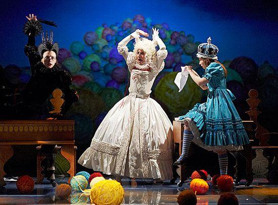 Спектакль «Алиса в Зазеркалье» в Театре «Мастерская П. Н. Фоменко» фото 5