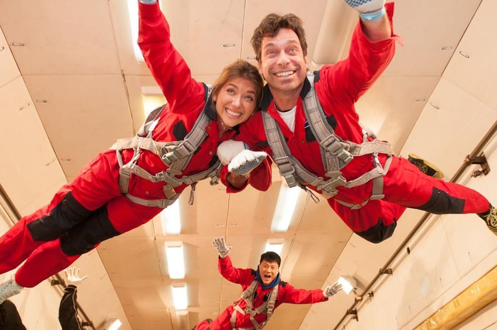 Полёт в невесомость с космонавтом фото 4