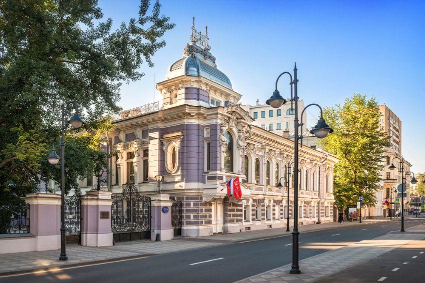 Пешеходная экскурсия «Посольства Москвы: загадки и тайны старинных особняков» фото 3