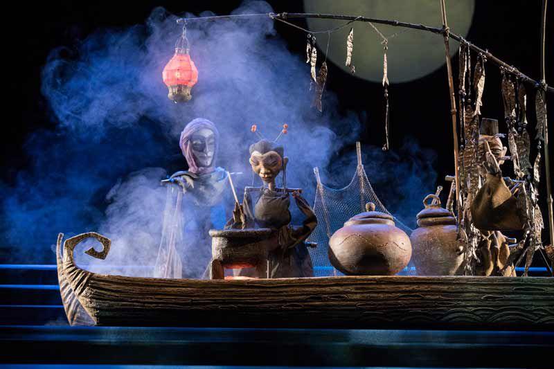 Спектакль «Турандот» в Театре кукол имени Образцова фото 4
