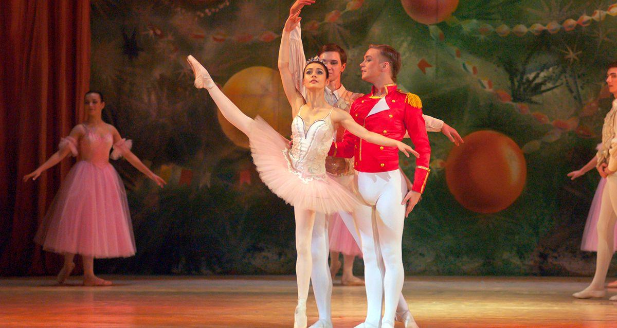 Билеты на балет «Щелкунчик» со скидкой 50% фото 1