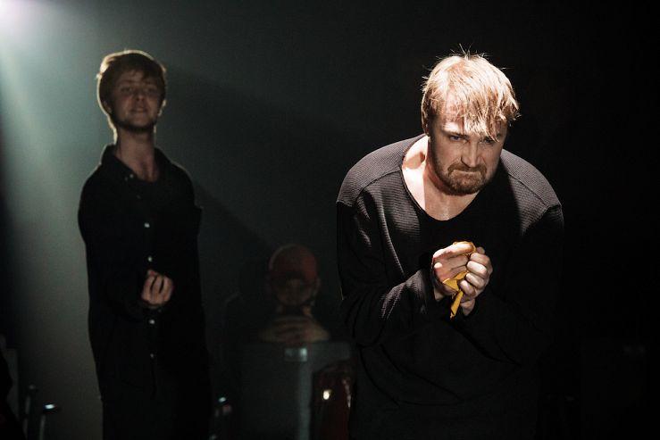 Спектакль «Раскол» в Театре имени Ермоловой фото 3