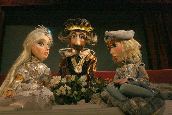 Спектакль «Золушка» в Сказочном театре фото 3