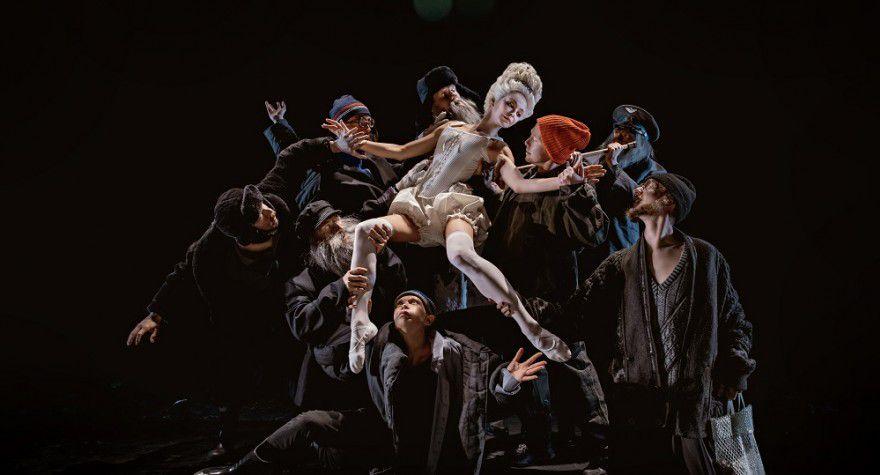 Спектакль «Левша» в Театре Наций фото 2