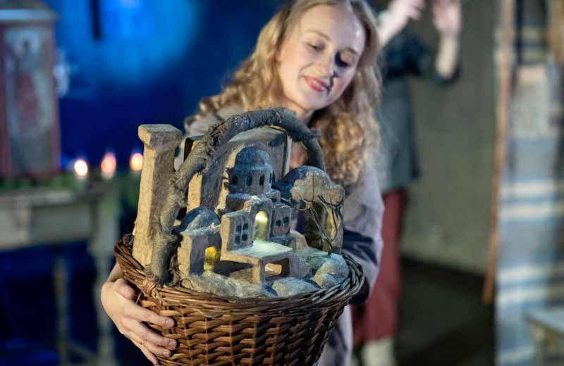 Спектакль «Звезда по пути в Вифлеем» в Театре кукол имени Образцова фото 4