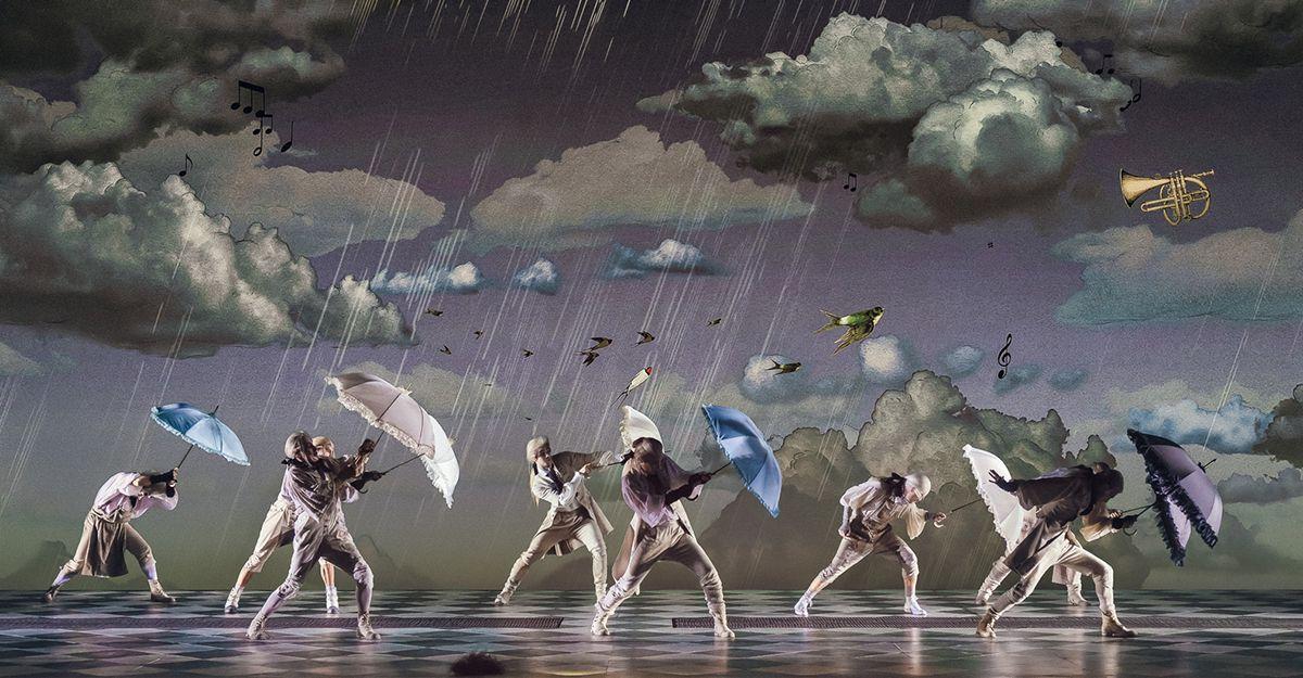 Опера «Севильский цирюльник» в Большом театре фото 9