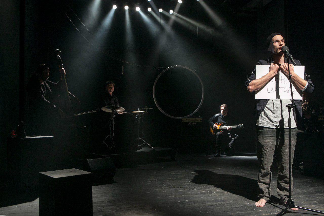 Спектакль «Смешной человек» в Театре «Мастерская П. Н. Фоменко» фото 8