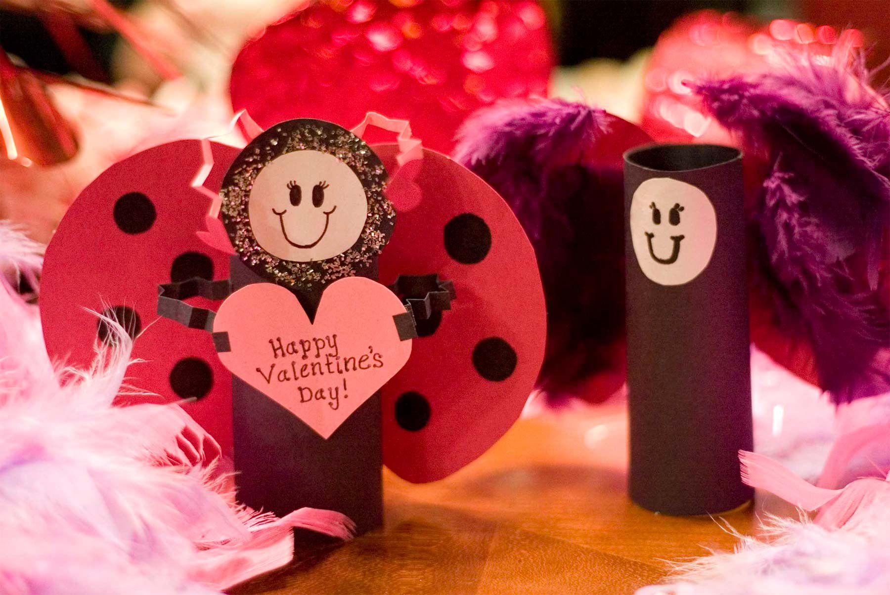 Валентинки на 14 февраля: 7 симпатичных идей