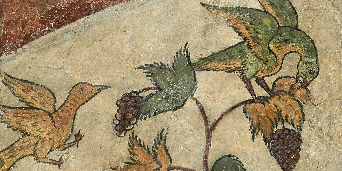 Постоянная экспозиция Музея Щусева «Калязин. Фрески затопленного монастыря» фото 1