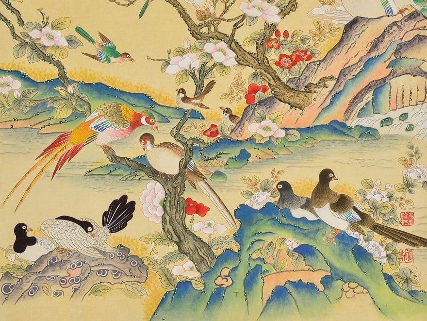 Выставка «Минхва — красота корейской культуры» фото 1