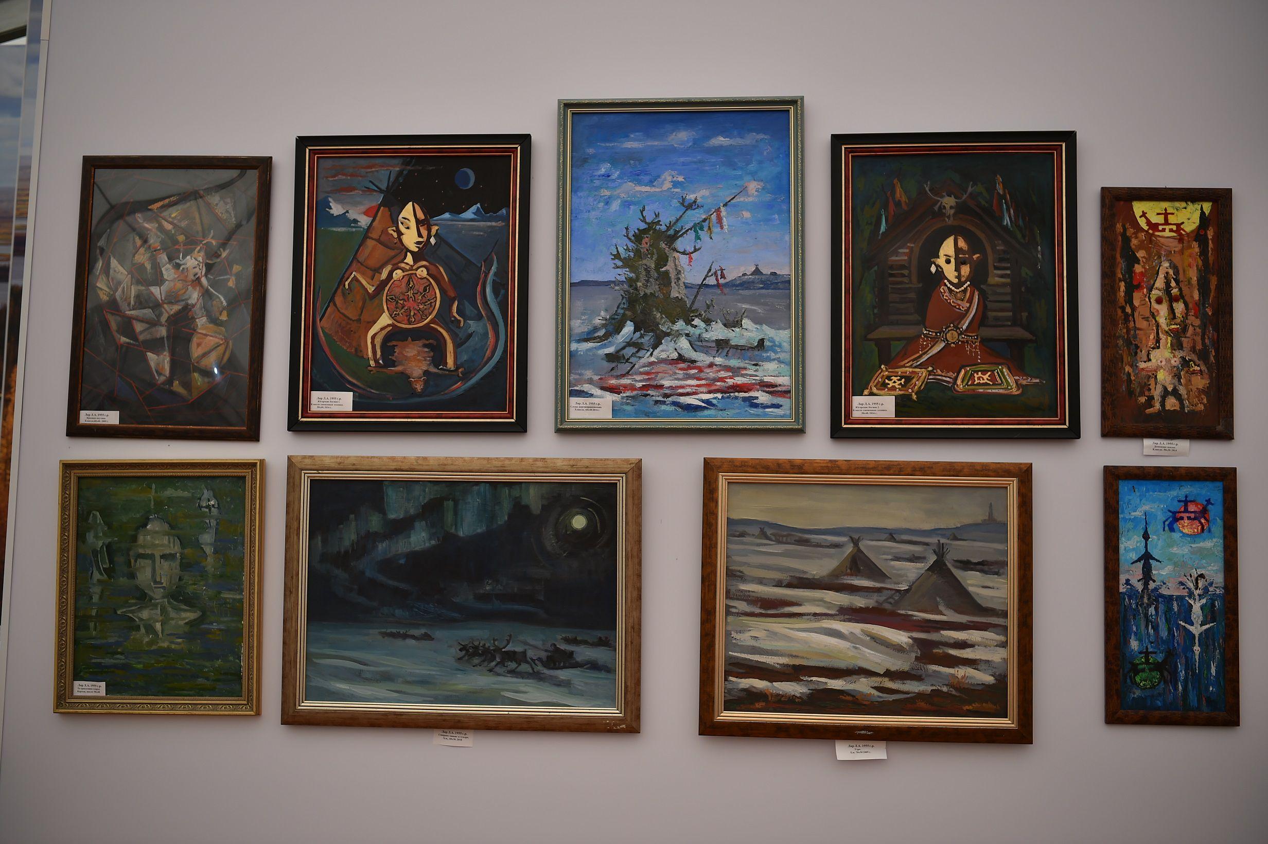 Выставка-ярмарка «Сокровища Севера. Мастера и художники России 2021» фото 11