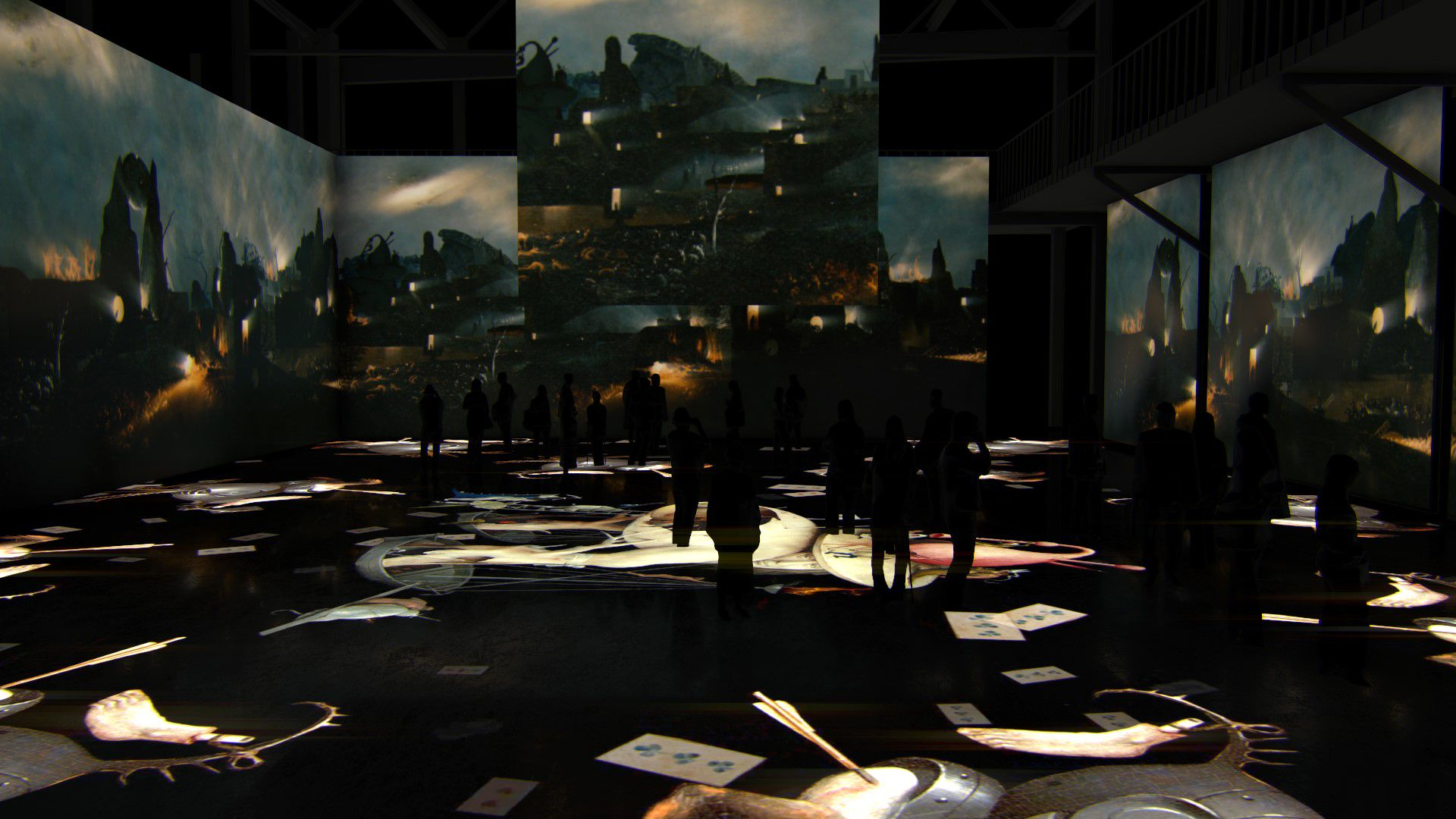 Выставка «Босх. Профессор кошмаров» фото 3