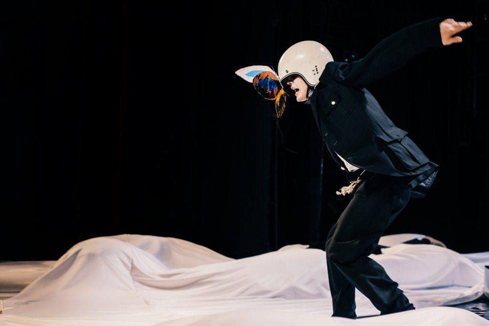 Спектакль «Пингвины» в Московском театре юного зрителя фото 5