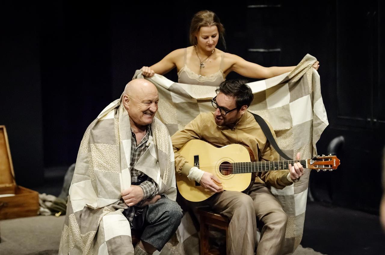 Спектакль «Старший сын» в «Театре на Таганке» фото 1